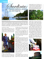Photo Essay PanoramItalia Magazine 2011