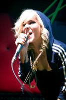 Maja Ivarsson of The Sounds
